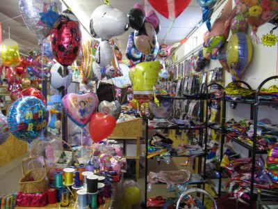 Luftballonshop Hagen Ballonsupermarkt, Ballonzubehör in riesiger Auswahl